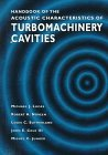 img - for Handbook of Acoustic Characteristics of Turbomachinery by Michael J Lucas (1997-01-01) book / textbook / text book