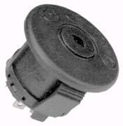 Ignition Switch; Sears Craftsman Poulan Husqvarna 175566, 163968; MTD Yard Man 925-1741; Murray 94762 (Auto Switch Sears)