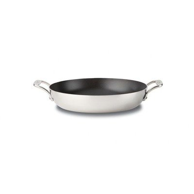All-Clad 8701004426 Stainless Steel Nonstick Low Casserole, 11-Inch, Silver