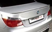 BMW Genuine Rieger E60 5 Series Rear Trunk Spoiler Wing