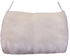 N'ice Caps Girls Faux Fur Hand Muffs (2-3yrs)