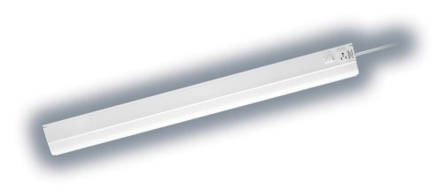 under cabinet plug in lighting. Westek FA336HB 36-Inch Plug-In 25-Watt Fluorescent Under Cabinet Light With Outlet, White - Counter Lighting Strips Amazon.com Plug In