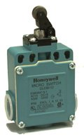 Honeywell 300V Die Cast Zinc Snap Action Limit Switch Rotary Lever GLEB01D ()
