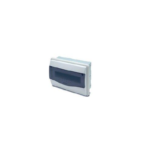 Armario 188 x 230 x 55, 8/10 módulos puerta transparente, con marco embellecedor: Amazon.es: Bricolaje y herramientas