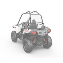 POLARIS SPORTSMAN ACE POLY LOCK AND RIDE REAR PANEL ()