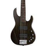 ESP E-II AP-5 - See Through Black 5 String Bass