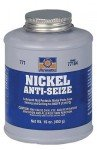 Permatex Nickel Anti-Seize Lubricants, 8 oz Brush Top Bottle