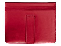 RED LEATHER CUSTOM MADE CASE
