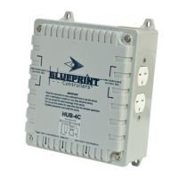 Price comparison product image Blueprint HID Hub 4 Site,  HUB-4C
