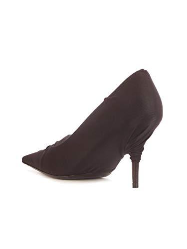 Tissu Escarpins Femme Noir 549115w1n801000 Balenciaga wYq68xTW