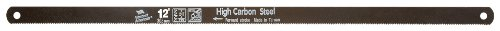 Vermont American 48237 12-Inch by 24TPI High Carbon Steel Hacksaw Blade 2 per card
