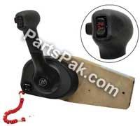 Mercury/Quicksilver Parts Generation Ii Mpc Panel With Finger Release Remote Control
