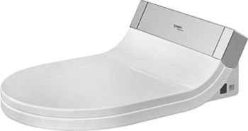 Duravit 610000001040100 Sensowash Starck Shower Toilet Seat, USA/Canada Version, White by - Canada Wallace