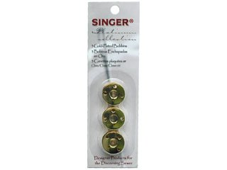 (Singer Platinum Collection Gold Plated Bobbins, Class)