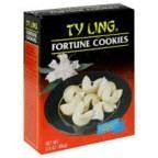Ty Ling Cookie Fortune 3.5 Oz (Ty Ling Fortune Cookies)