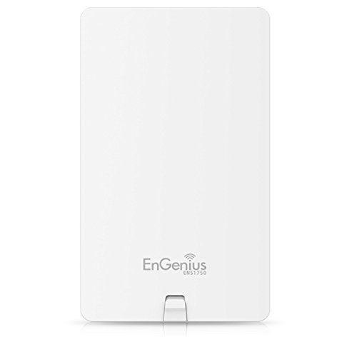 EnGenius Dual Band Wireless AC1750 Outdoor Access Point, Omni-Directional Antenna, Long Range, IP65, 5DBI, 29 Dbm, (ENS1750)