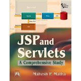 JSP and Servlets: A Comprehensive Study by Prentice-Hall of India Pvt.Ltd