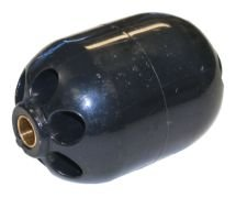 N2 Plastic Deck Roller for Kubota (Plastic Deck Roller)