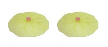 Charles Viancin - The Lilypad Lid Small 4'' Silicone Suction Lid & Food Cover ...