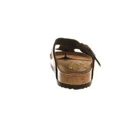 Birkenstock - Ramses, Sandalia con Pulsera Hombre marrón - marrón oscuro