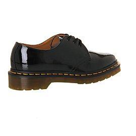 Unito Shoe Martens Dr Patent Eyelet 3 Black Regno c7gf6zZg