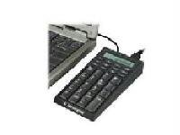 NOTEBOOK KEYPAD/CALCULATOR WITH USB HUB Electronics Computer Networking
