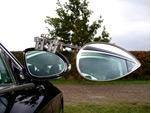 Milenco Aero MK2flat caravan mirror, 1piece