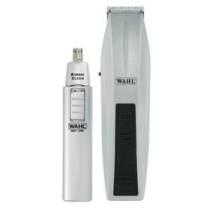 Price comparison product image WAHL, Wahl 5537-420 Trimmer (Catalog Category: Small Appliances & Housewares / Health & Beauty Care)