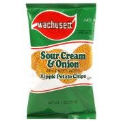 (Wachusett Sour Cream & Onion Chips, 1-Ounce Bags (18 pack))