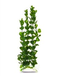 UPC 810281012223, TALL BROAD AQUARIUM PLANT WITH WEIGHTED BASE