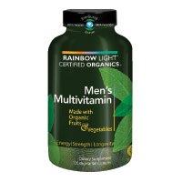 Certified Organics - Men's Multivitamin