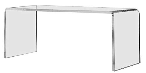 Pedestal Rectangular Riser Premium Showcase Display Stand Trade Shows Expos Table Top (1, 10