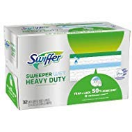 Swiffer Sweeper Heavy Duty Wet Cloths - 32ct Multicolor
