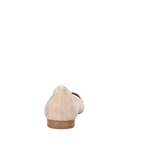 CARMENS ballerine donna beige camoscio AF42
