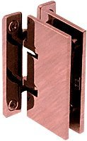 CRL Concord 037 Series Antique Brushed Copper Wall Mount Hinge 037 Series Antique