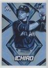 Ichiro Suzuki (Baseball Card) 2017 Topps Fire - [Base] - Blue Chip #127