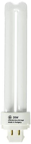 GE 97613 Quad Tube Compact Fluorescent