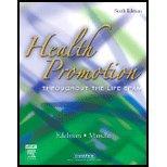 Health Promotion - Throughout Life Span (6th, 06) by CMC, Carole Lium Edelman APRN MS CS BC - FNP, Carol Lynn [Paperback (2005)]