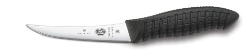 Victorinox VX Grip Handle Boning Curved Flexible Knife, 5