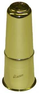 Pisoni Gold Lacquered Cap Bari Sax