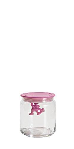 Gianni Storage Jar with Lid by Mattia Di Rosa Size: Small, Color: ()