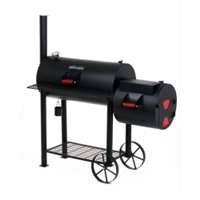 Heavy Duty Smoker and Grill Combo