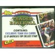 1993 Topps Card - 1993 Topps Traded factory sealed set (Todd Helton Rookie Card)