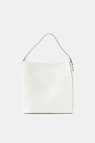 Esprit Debbie Sac Shopper tout Fourre 34 Off White Cm ZiTOkXlwPu