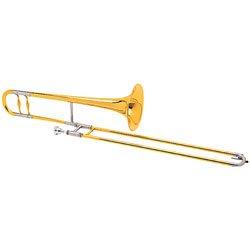 100H Series Trombone 100H-SP Silver