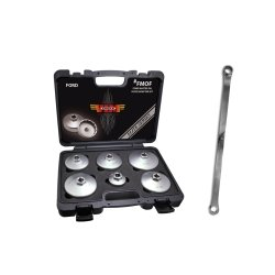 Vim Products FMOF-P Oil Filter Set - Drain Plug Wrench