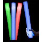 Fun Central V11 LED Foam Light Stick Baton Supreme - Multicolor Color Changing