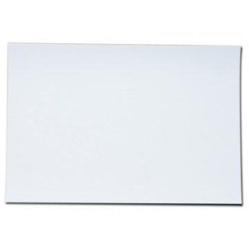 Dacasso Dove White 34'' x 20'' Blotter Paper Pack by Dacasso Limited