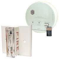 Gentex Hard Wired Smoke & Carbon Monoxide Alarm with Ceiling