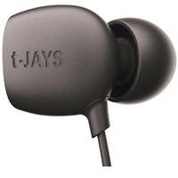 JAYS T00078 Three t-Jays Noise Isolating Earbuds